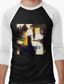 """""""BRUSH"""" Men's Baseball ¾ T-Shirt"""