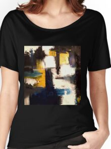 """""""BRUSH"""" Women's Relaxed Fit T-Shirt"""