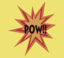 Pow!!! by Ryan Houston