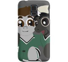 Pony Seguin and Bennicorn selfie Samsung Galaxy Case/Skin