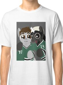 Pony Seguin and Bennicorn selfie Classic T-Shirt