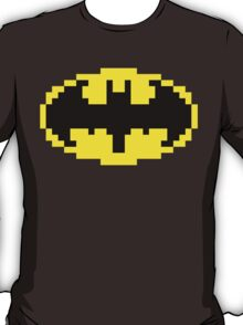 8bit Batman T-Shirt