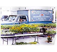 Woods Farms Poster