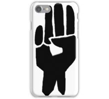 Symbol of the Liberated - The Hunger Games iPhone Case/Skin