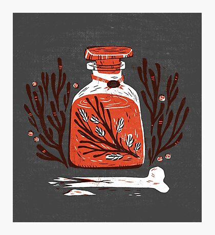Jar Photographic Print