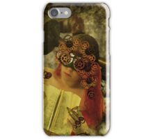 The clockwork never forgets iPhone Case/Skin