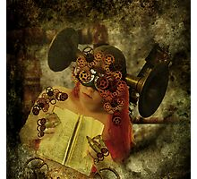 The clockwork never forgets Photographic Print