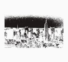 NYC Skyline by grimbomid