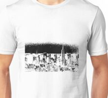 NYC Skyline Unisex T-Shirt