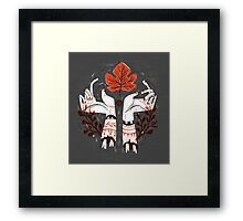 Severed Hands Framed Print