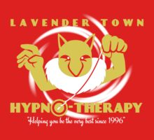 Lavender Town Hypno-Therapy Kids Tee