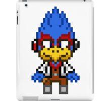Falco Lombardi - Star Fox Team Mini Pixel iPad Case/Skin