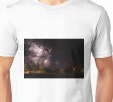 Thunderstorm. Unisex T-Shirt