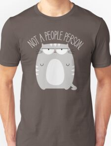 Not A People Person Unisex T-Shirt