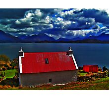 My Dream House,  Applecross Peninsula Photographic Print