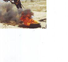 Jihad Chimp Martyr Brigade by atomikboy