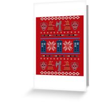 Home for the Who-lidays Greeting Card