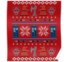 Home for the Who-lidays Poster