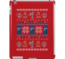 Home for the Who-lidays iPad Case/Skin