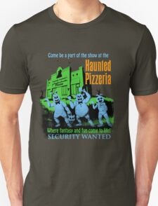 The Haunted Pizzeria Unisex T-Shirt
