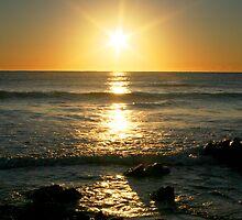 Port Macquarie Sunrise I by Mark Moskvitch