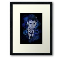 Clockwork Doctor Framed Print