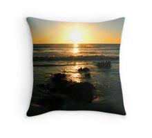 Port Macquarie Sunrise II Throw Pillow