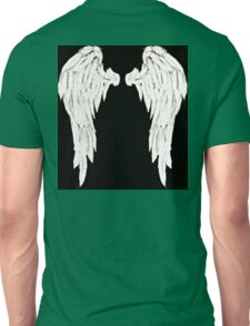 Angel wings of glory Unisex T-Shirt