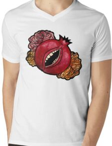She has teeth Mens V-Neck T-Shirt