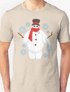 Snowman Baymax T-Shirt