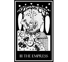 The Empress (card form) Photographic Print