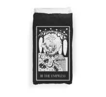 The Empress (card form) Duvet Cover