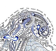 Young the Giant wave doodle by leahrich
