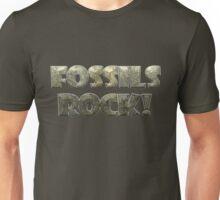 Fossils Rock! Unisex T-Shirt