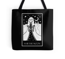 The Moon (card form) Tote Bag