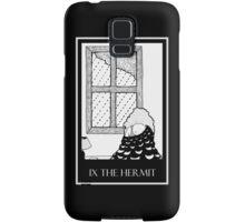 The Hermit (card form) Samsung Galaxy Case/Skin