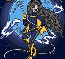 Marceline BatGirl by Ameda Nowlin