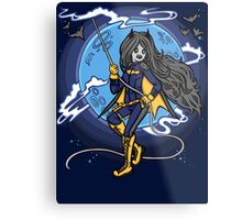 Marceline BatGirl Metal Print