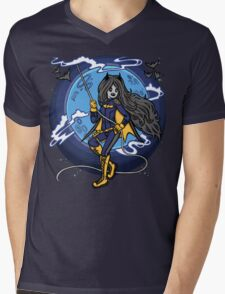 Marceline BatGirl Mens V-Neck T-Shirt