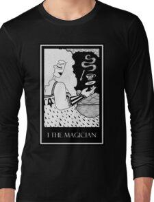 The Magician (card form) Long Sleeve T-Shirt