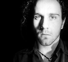 Self Portrait by Chris Richards