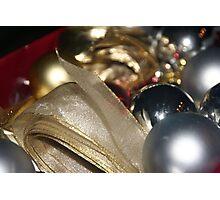 Packing Christmas Away 2 Photographic Print