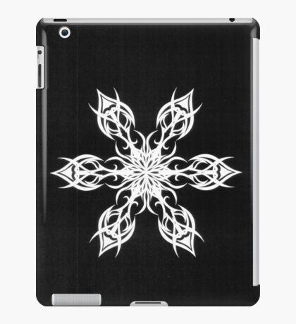John H Potter snowflake iPad Case/Skin