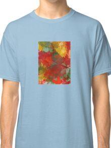 Autumn Collage Classic T-Shirt