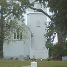 old rural church by Cyndi Jamerson