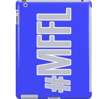 MAVS FAN FOR LIFE iPad Case/Skin