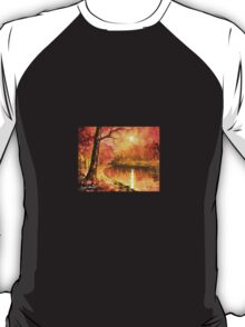 Over The Horizon — Buy Now Link - www.etsy.com/listing/213074100 T-Shirt