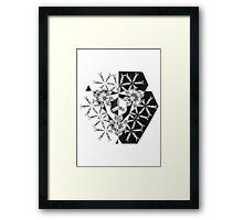 Crest by Joh H Potter  Framed Print