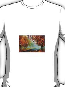 Foggy Autumn — Buy Now Link - www.etsy.com/listing/214099432 T-Shirt