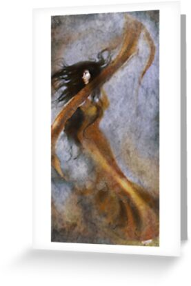 Winter's Dance by Patricia Anne McCarty-Tamayo
